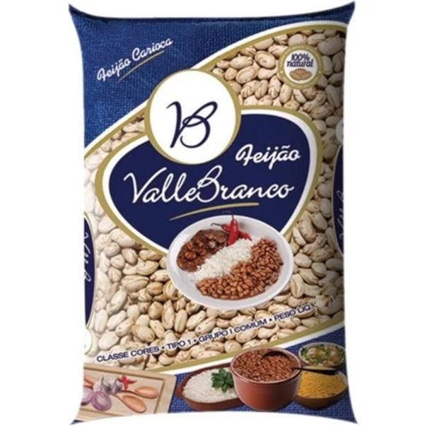 Feijao-carioca-tipo-1-Valle-Branco-1kg