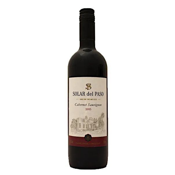 Vinho-tinto-uruguaio-Solar-Del-Paso-tipos-750ml