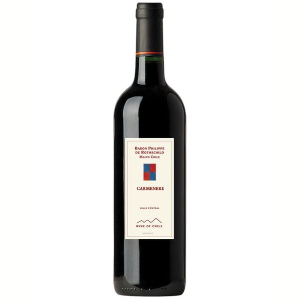Vinho-tinto-chileno-baron-fhilippe-de-rothschild-Carmenere-750ml