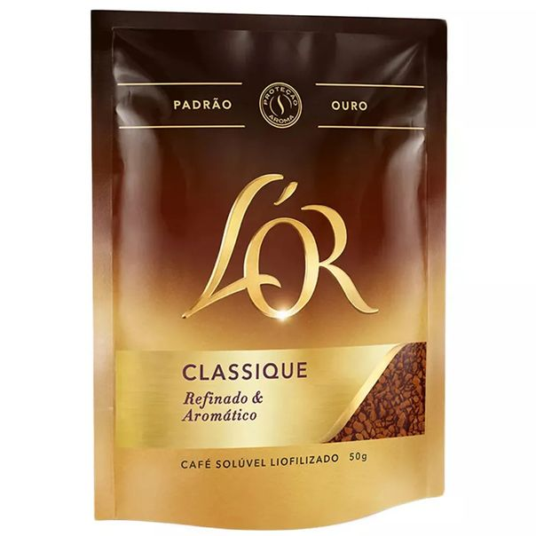 Cafe-soluvel-classic-sache-L-or-50g