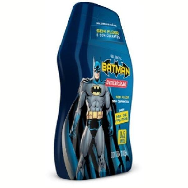 Gel-dental-infantil-sem-fluor-batman-Dentalclean-100g