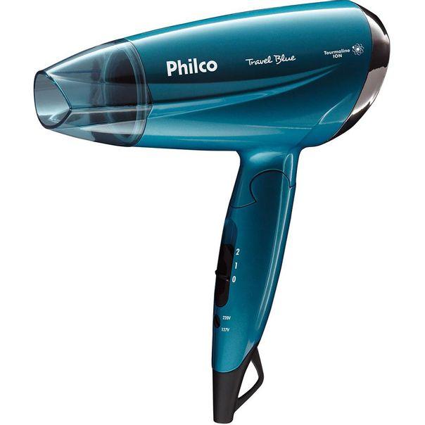 Secador-de-cabelos-travel-blue-Philco