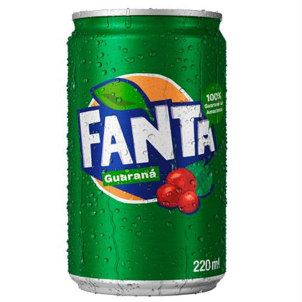 Refrigerante-lata-sabor-guarana-Fanta-220ml