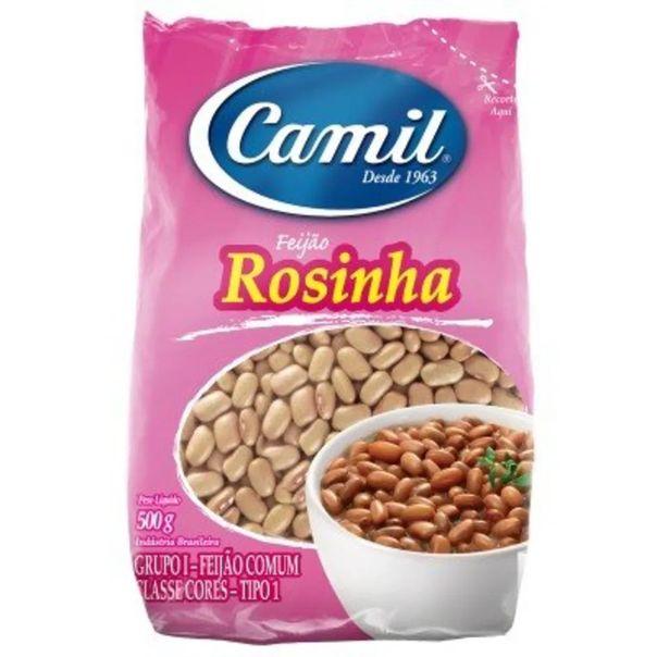 Feijao-Rosinha-Camil-500g