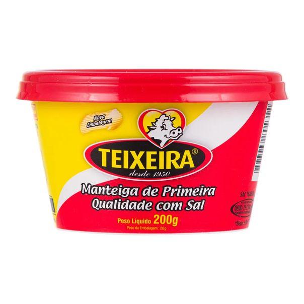 Manteiga-Teixeira-200g