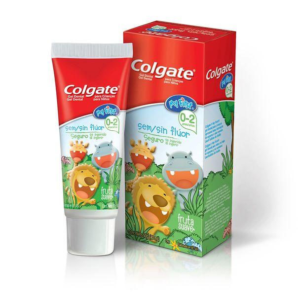 Creme-Dental-Infantil-Colgate-Kids-Sem-Fluor-Gel-50g