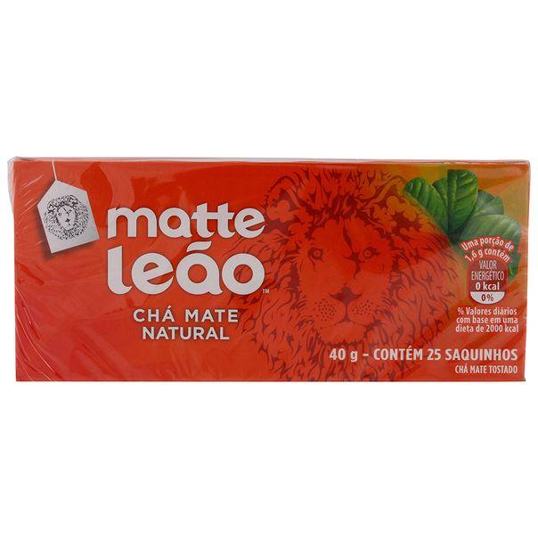 Cha-Matte-Leao-Natural-24g