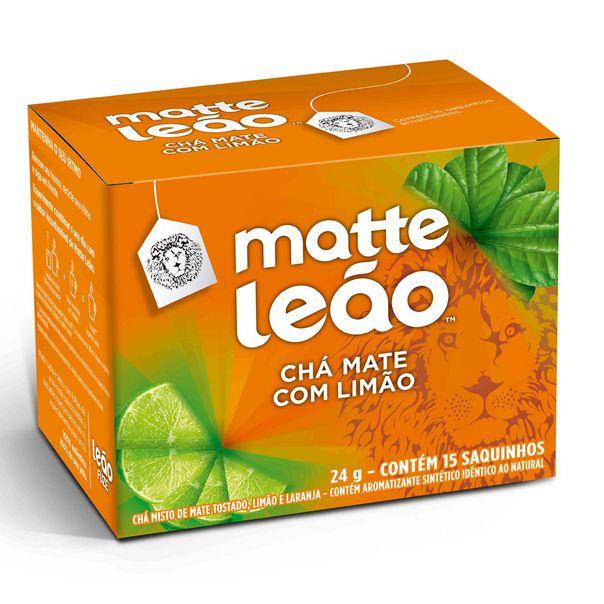 Cha-Matte-Leao-Limao-24g