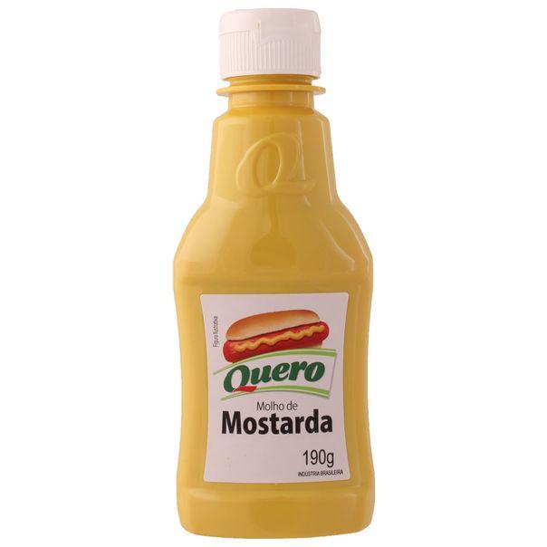Mostarda-Quero-190g