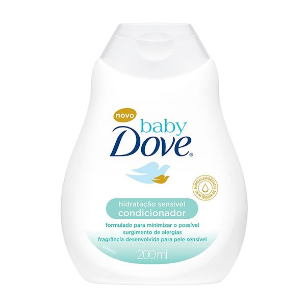 Condicionador-Dove-Baby-Hidratacao-Sensivel-200ml