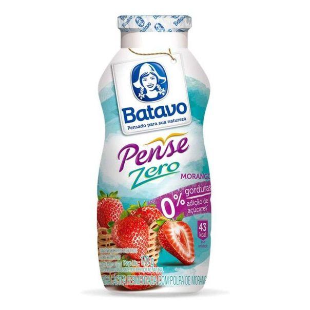 Bebida-lactea-fermentada-pense-zero-com-polpa-de-morango-Batavo-170g