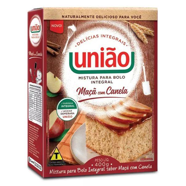 Mistura-para-bolo-integral-sabor-maca-com-canela-Uniao-400g