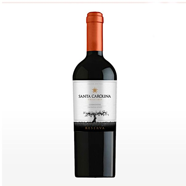 Vinho-reserva-carmenere-Santa-Carolina-750ml