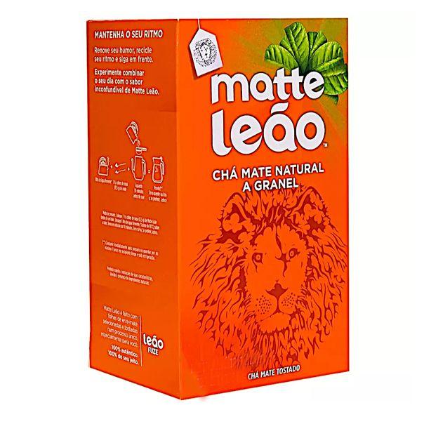 Cha-matte-natural-Leao-16g
