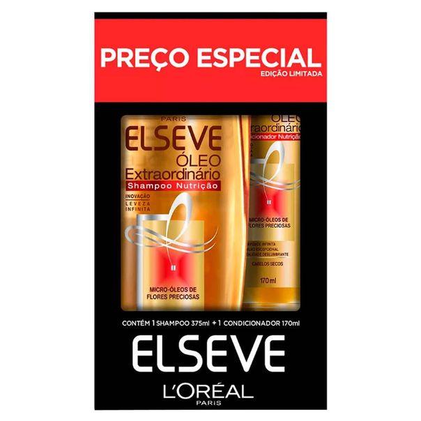 Kit-shampoo-375ml---condicionador-170ml-oleo-extraordinario-Elseve