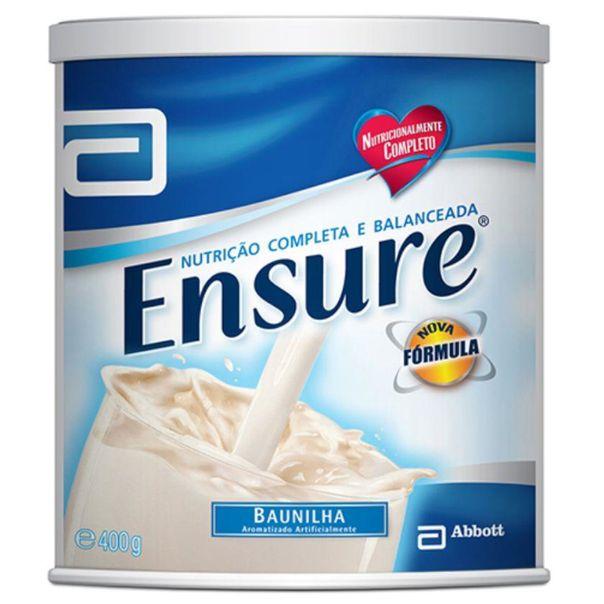 Suplemento-nutricional-sabor-baunilha-Ensure-400g