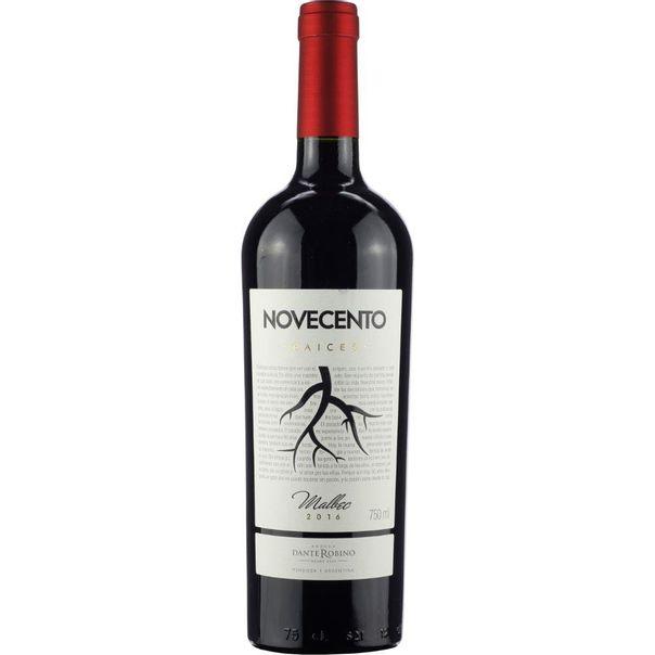 Vinho-tinto-argentino-raices-malbec-Novecento-750ml