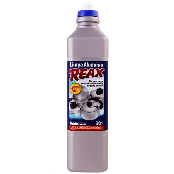 7896495000181_Limpa-metais-aluminio-Reax-tradicional---500ml