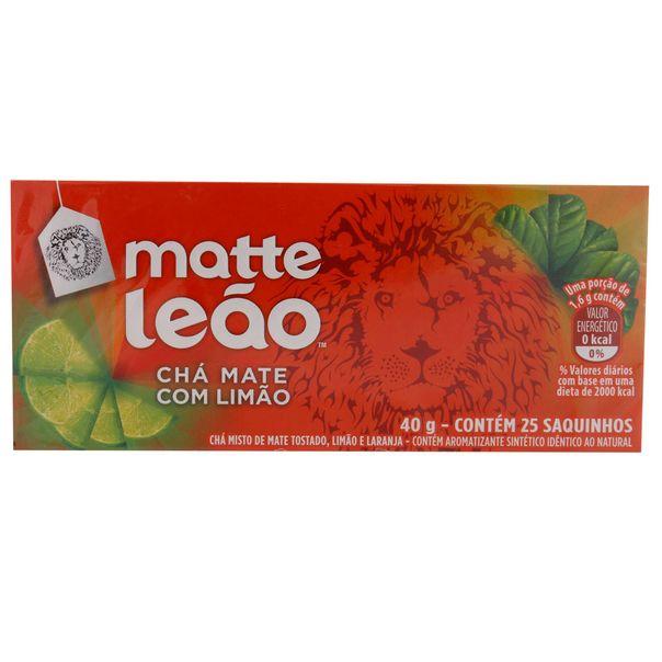 Cha-Matte-Leao-Limao-40g