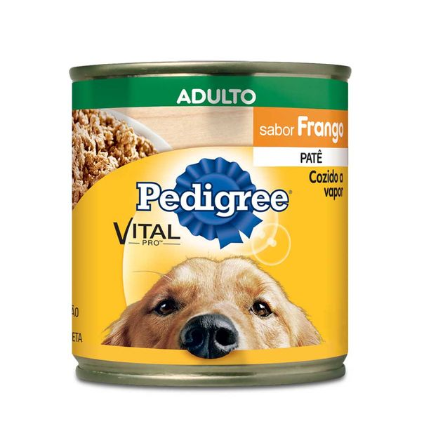 Alimento-para-Caes-Pedigree-Adultos-Frango-Lata-280g