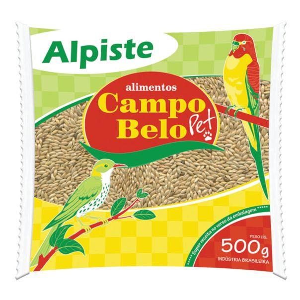 Alpiste-Campo-Belo-500g