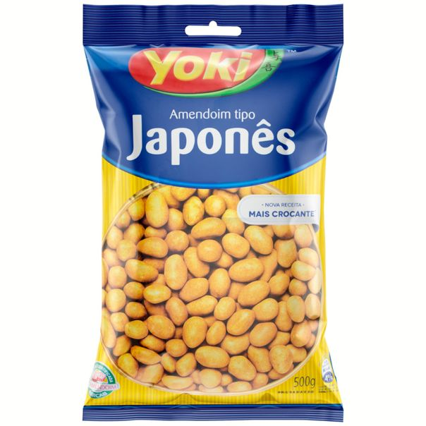 Amendoin-Japones-Yoki-70g