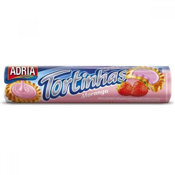 Biscoito-Tortinhas-Morango-Adria-160g
