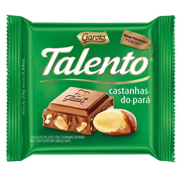 Chocolate-Garoto-Talento-Mini-Castanha-do-Para-25g