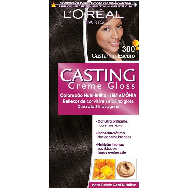Tintura-Casting-Creme-Gloss-300-Castanho-Escuro