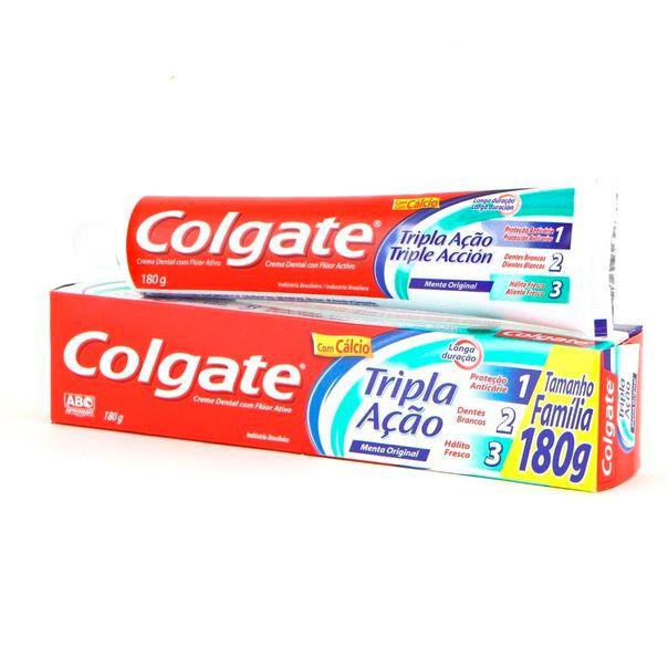 Creme-Dental-Colgate-Tripla-Acao-180g