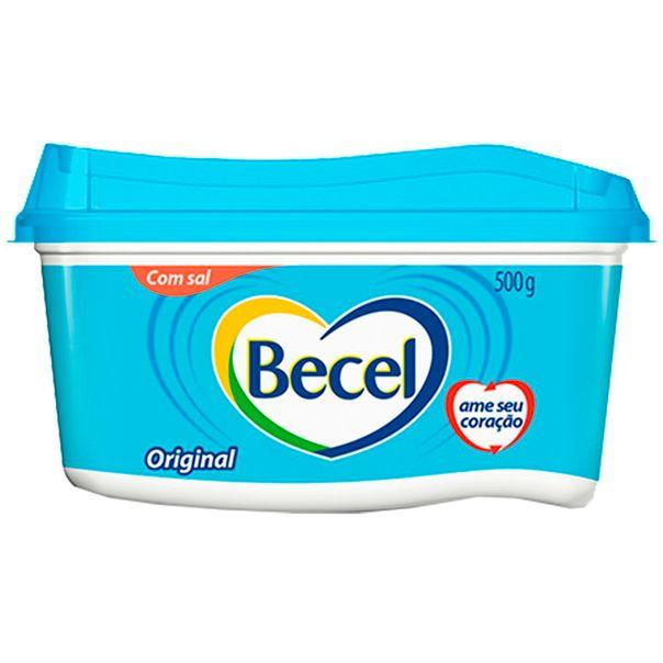 Creme-Vegetal-Becel-com-Sal-500g