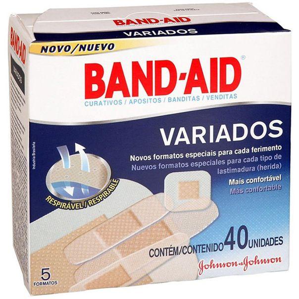 Curativo-Variados-Band-Aid-com-40-Unidades