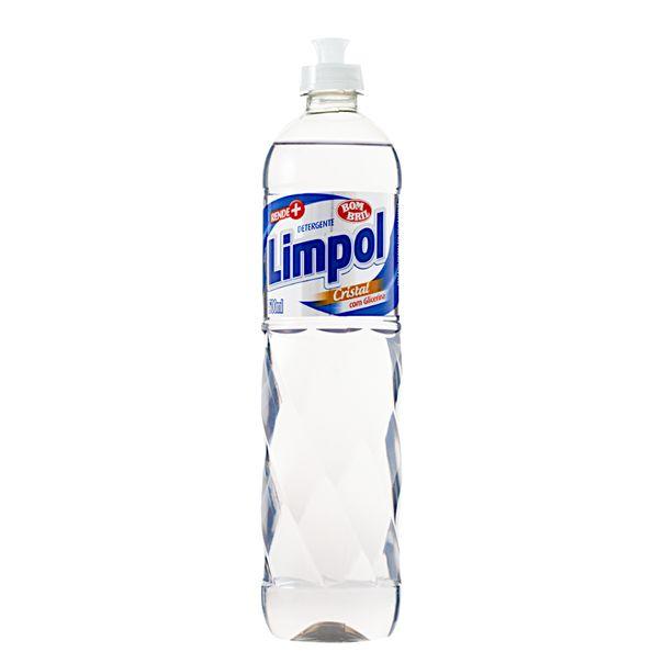 Detergente-Liquido-Limpol-Cristal-500ml