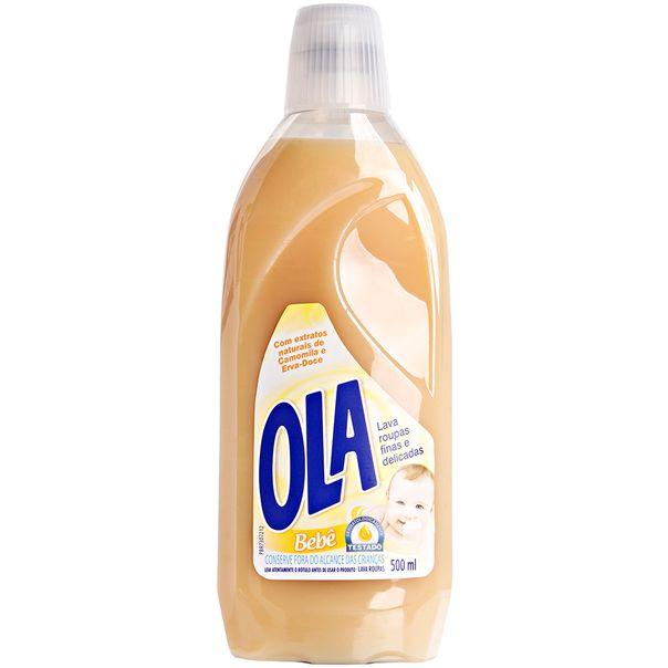 Lava-Roupa-Liquido-Infantil-Ola-Bebe-500ml