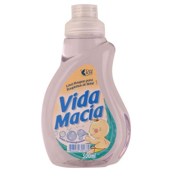 Lava-Roupa-Liquido-Infantil-Vida-Macia-500ml