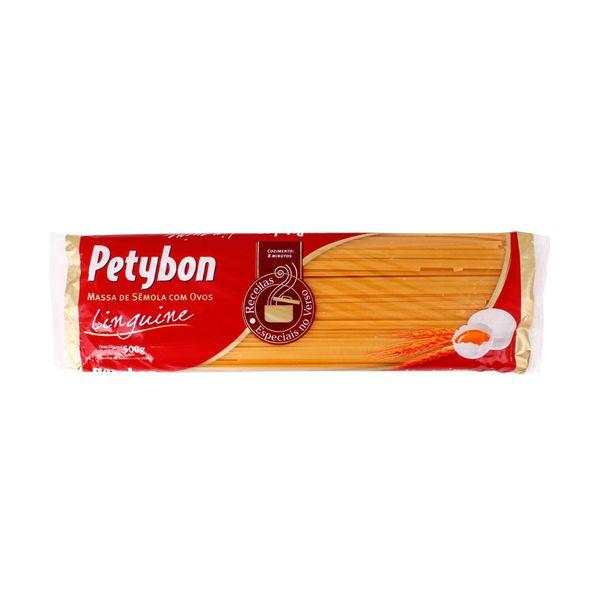 Macarrao-com-Ovos-Linguine-Petybon-500g