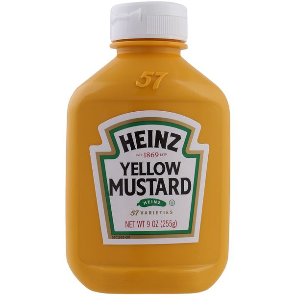 Mostarda-Heinz-255g
