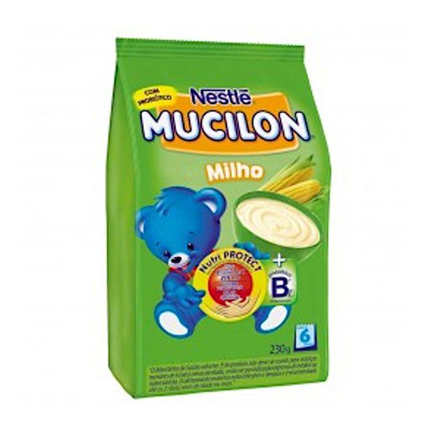 Mucilon-Milho-Nestle-Sache-230g