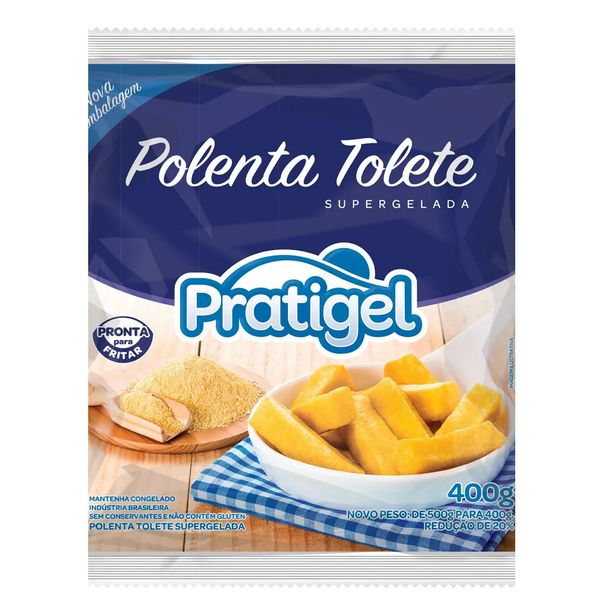 Polenta-Palito-Pratigel-400g