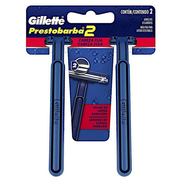 Aparelho-de-Barbear-Prestobarba-Gillete-Regular-com-2-Unidades