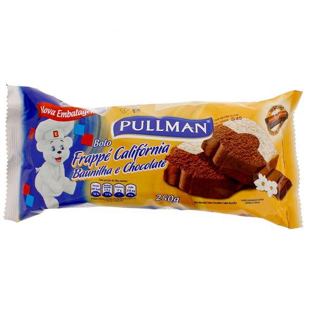 Bolo-Frappe-California-Pullman-250g