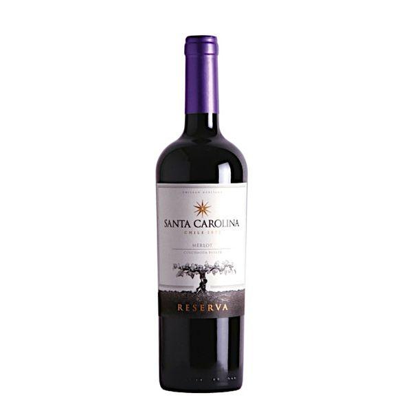 Vinho-Chileno-Santa-Carolina-Reserva-Merlot-750ml