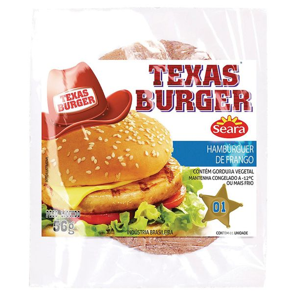Hamburguer-Frango-Texas-Burger-56g