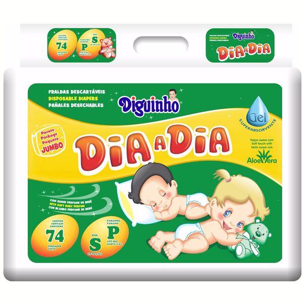 Fralda-Diguinho-Dia-a-Dia-P-com-74-Unidades