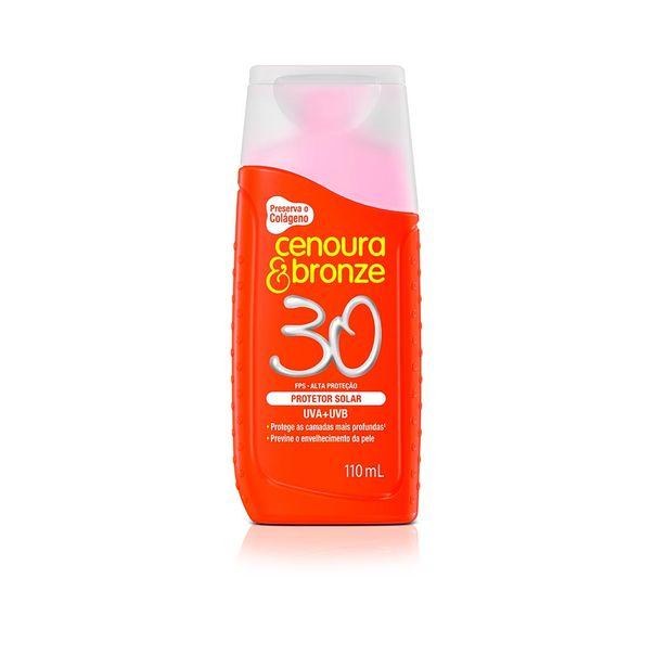 Protetor-Solar-Cenoura-e-Bronze-FPS30-110ml