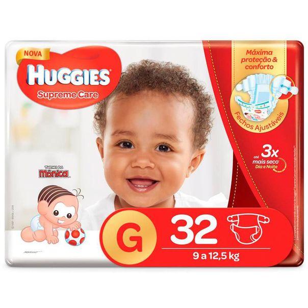 Fralda-Huggies-Supreme-Care-Mega-G-com-32-Unidades