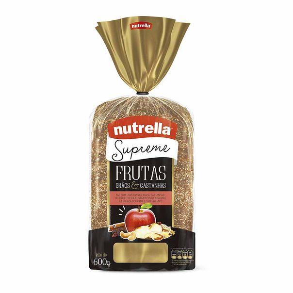 Pao-Forma-Supreme-Frutas-Graos-e-Castanhas-Nutrella-600g