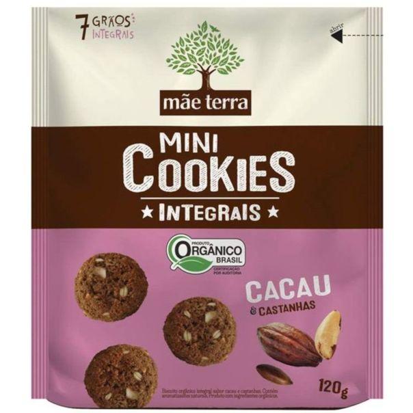 Cookies-organicos-integrais-castanha-e-cacau-Mae-Terra-120g