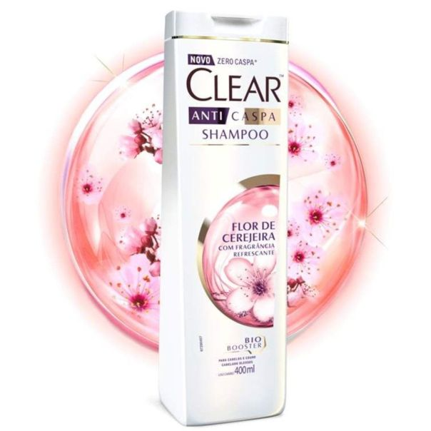 Shampoo-anticaspa-flor-de-cerejeira-Clear-200ml