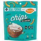 Chips-de-coco-vegano-sem-gluten-fatiado-e-assado-Flormel-20g
